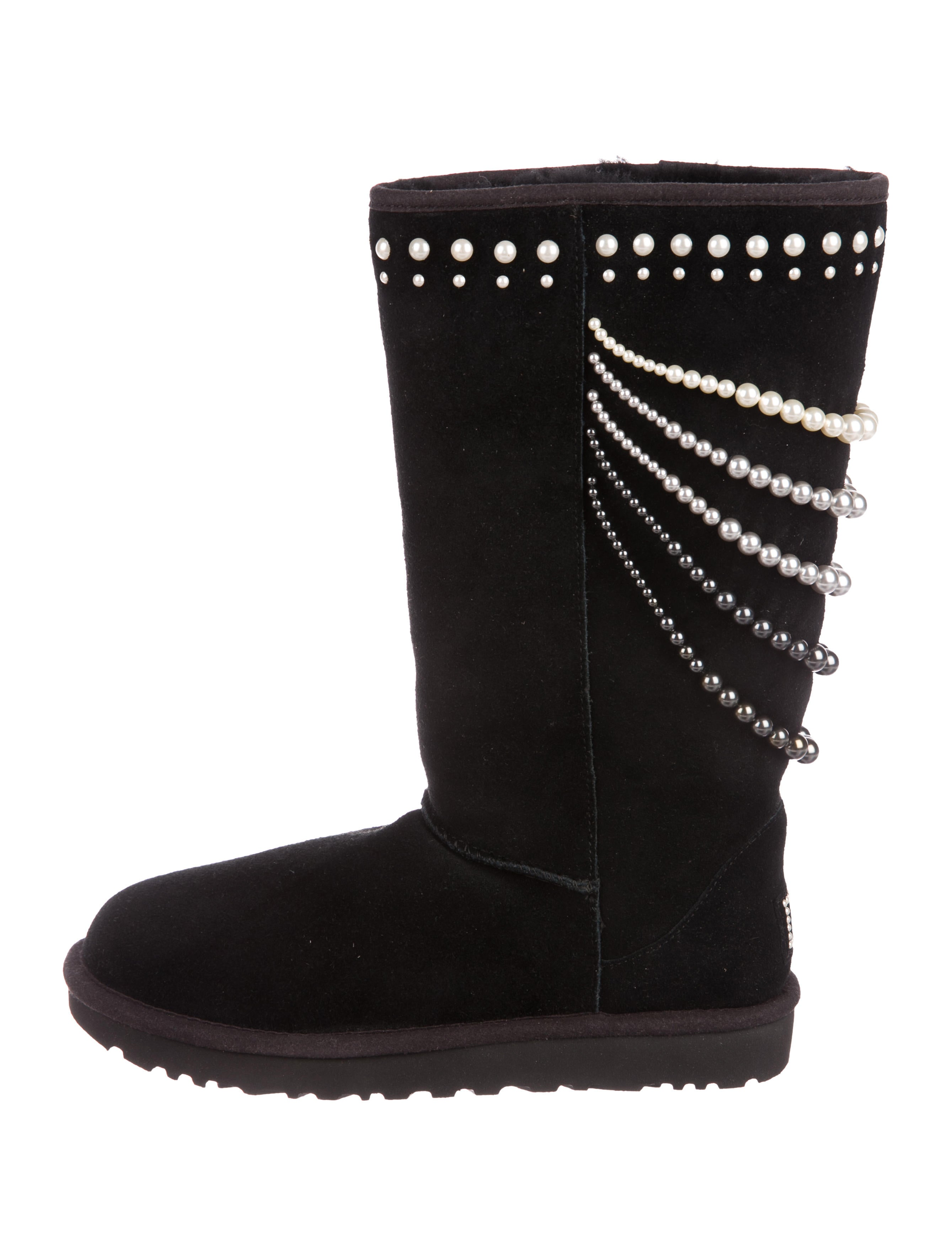 UGG Australia Calais Embellished Boots w/ Tags cheap sale low shipping fee cheap 100% authentic qy0xzu