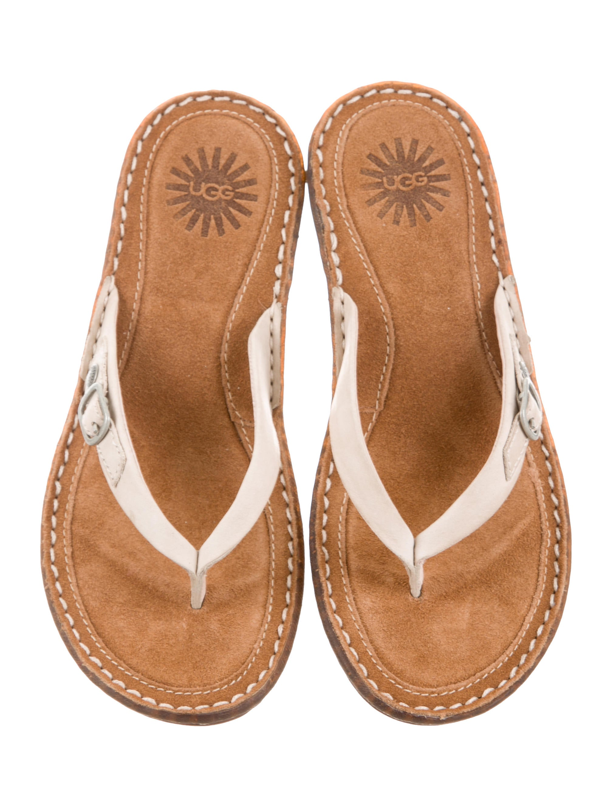 outlet wiki UGG Australia Kamiko Thong Sandals w/ Tags low shipping fee online bdjklaY7