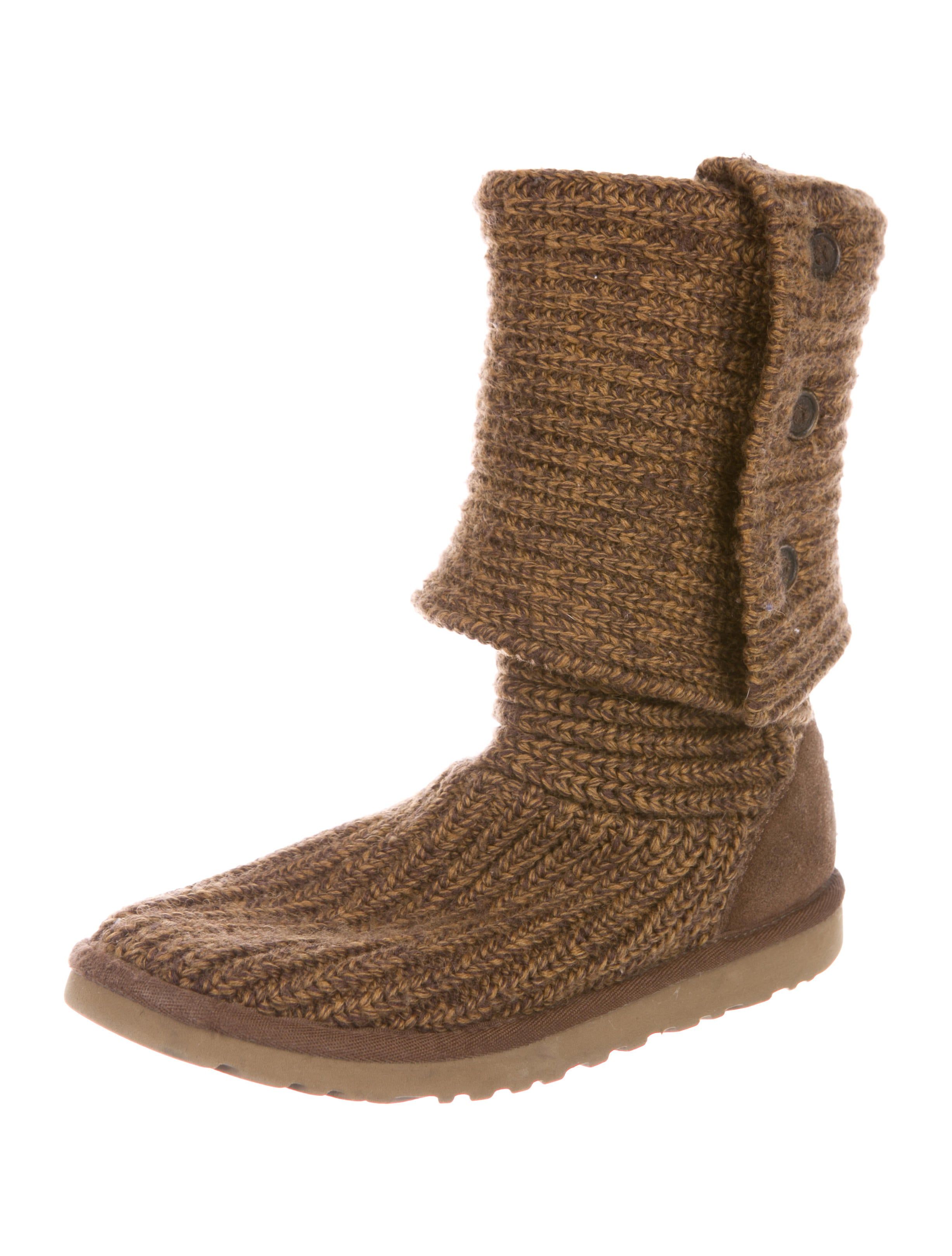 UGG Australia Knit Mid-Calf Boots outlet buy buy cheap visa payment clearance limited edition tYNY0P