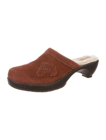 UGG Australia Willow Suede Mules outlet nicekicks really for sale collections cheap online buy cheap 2015 SpKl8OrUU
