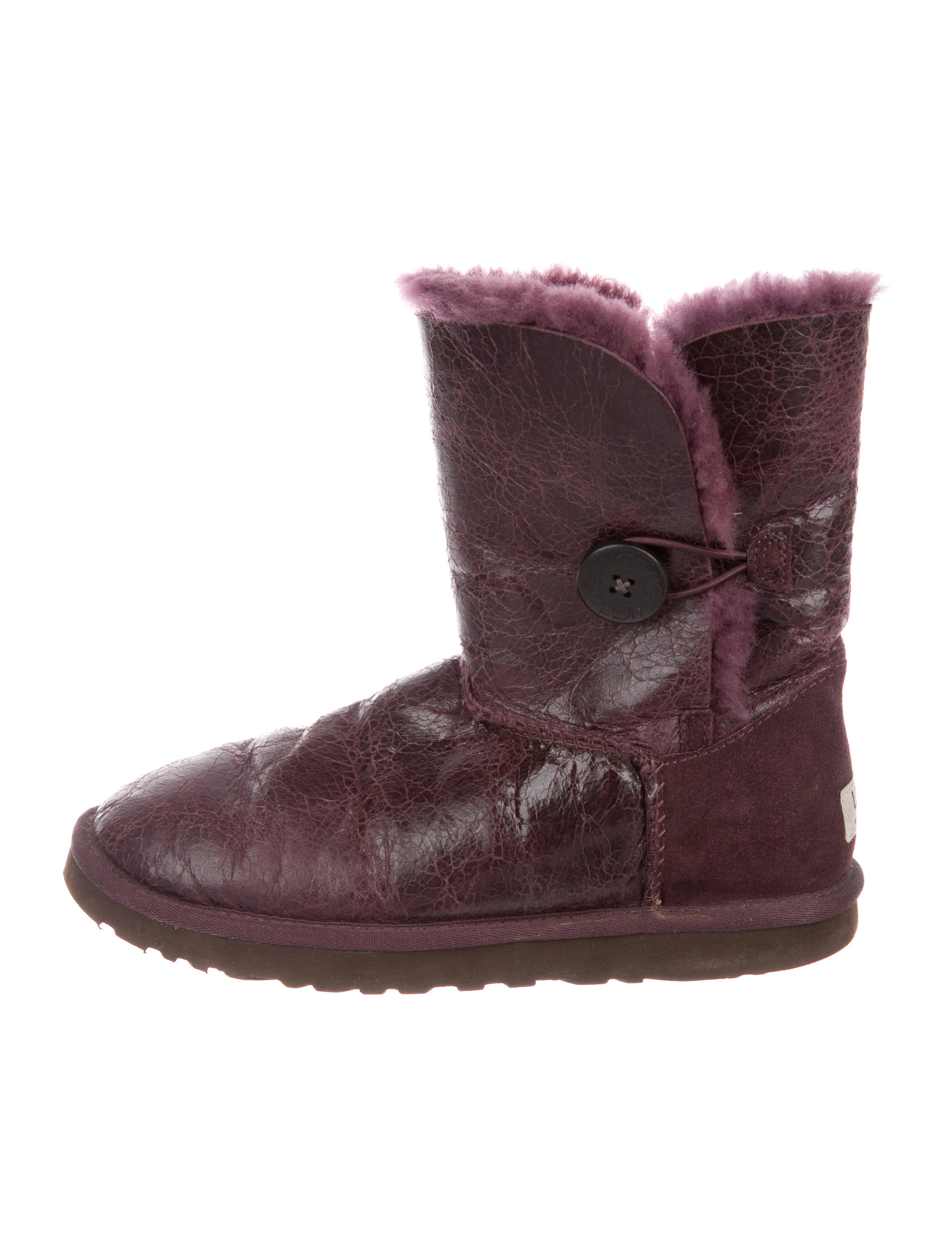 sale 2014 new cheap extremely UGG Australia Crackled Leather Classic Boots discount pay with paypal CRbqG4C8l
