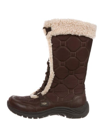 free shipping sale online UGG Australia Quilted Nylon Snow Boots prices sale online buy cheap factory outlet buy cheap supply GQLIqltsku
