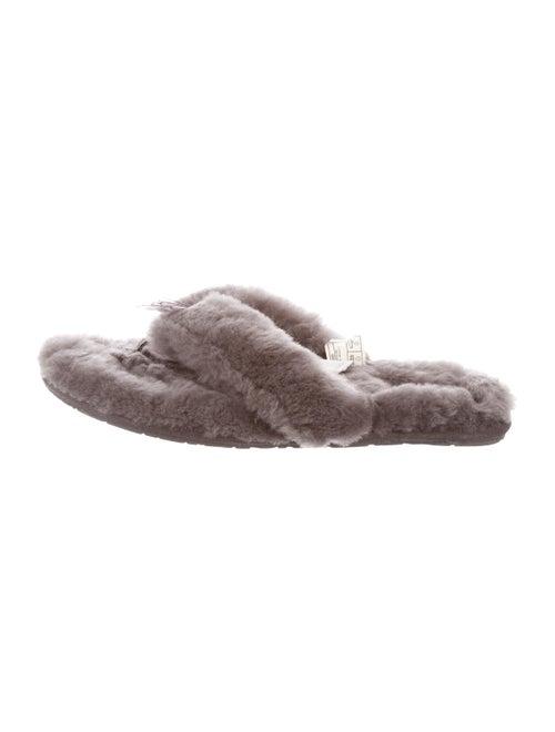 3f879a824ed UGG Australia Shearing Thong Slippers - Shoes - WUUGG27798 | The ...