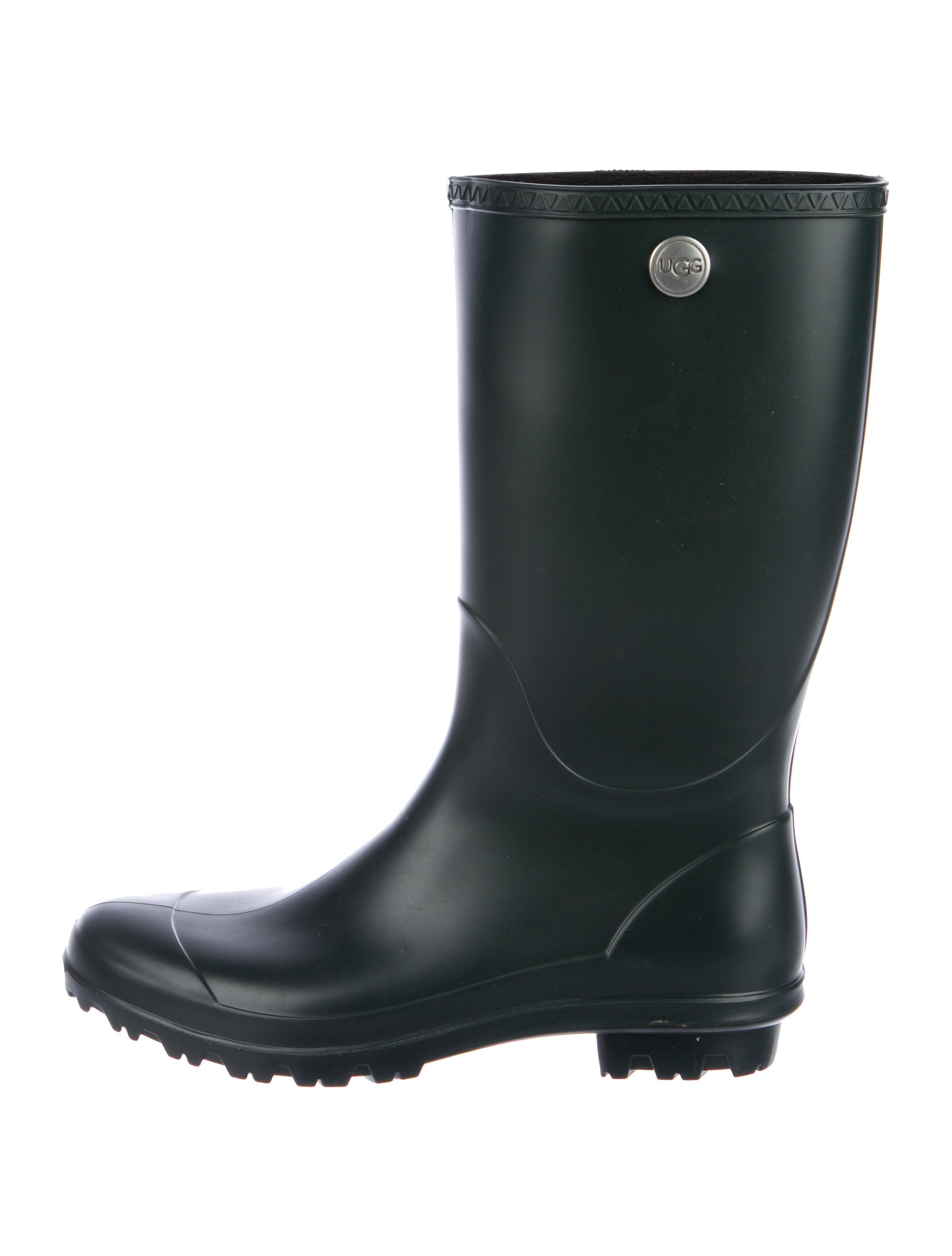 9e093119a3e13 UGG Australia Tall Rubber Rain Boots - Shoes - WUUGG29430