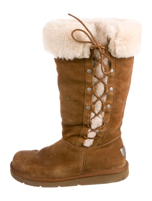 bf4963409dd0 UGG Australia Upside Mid-Calf Boots - Shoes - WUUGG30550   The RealReal