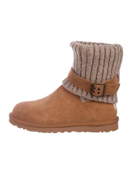 9f741b2f3f1 UGG Australia Suede Cambridge Boots - Shoes - WUUGG31773