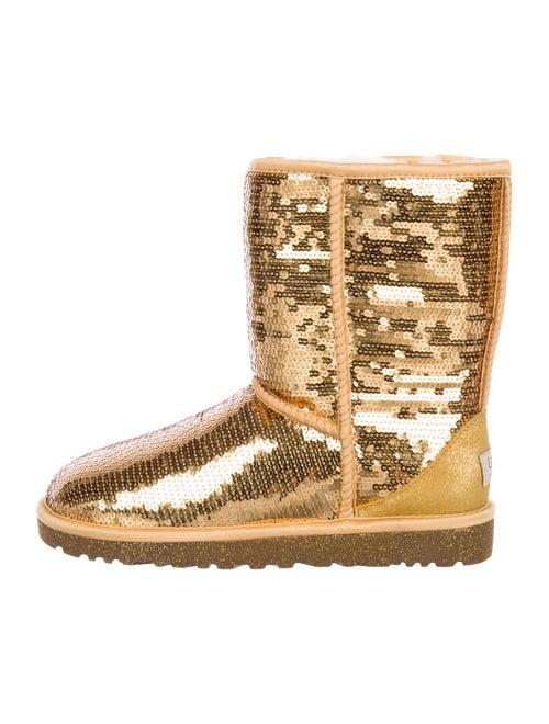 49e99fd7cf1 Sequin Sparkle Boots w/ Tags