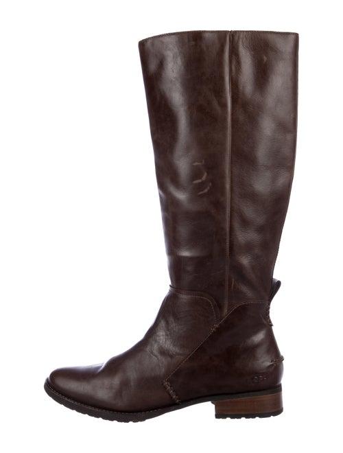 UGG Australia Leigh Knee-High Boots Brown