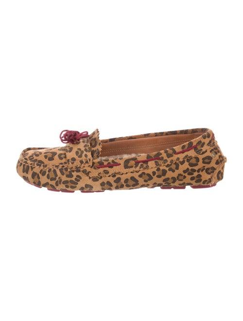 UGG Dakota Moccasin Slippers Tan