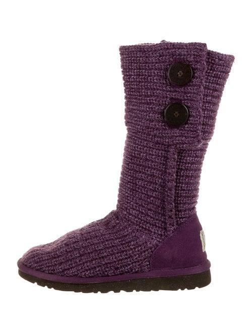UGG Cardy Boots Purple