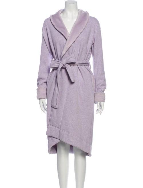 UGG Trench Coat Purple