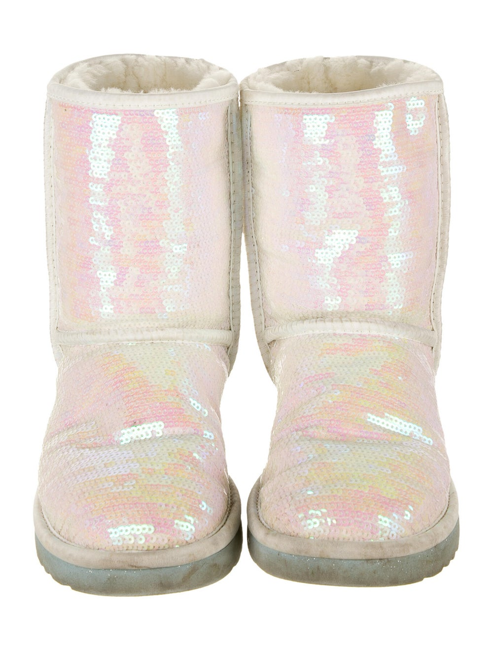 UGG Boots Pink - image 3