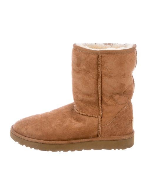 UGG Suede Boots Brown