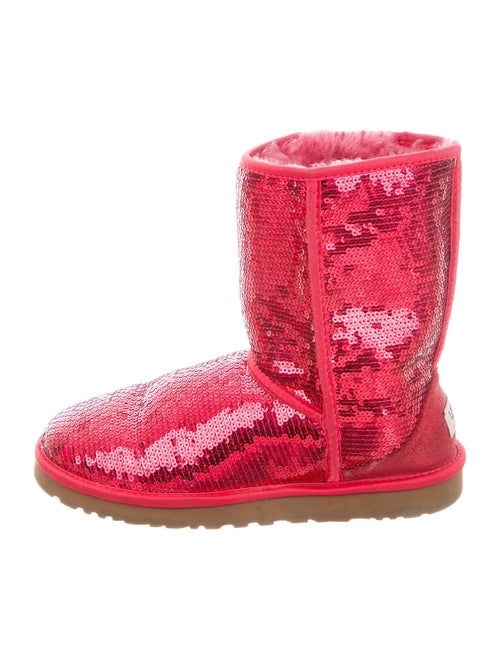 UGG Boots Red