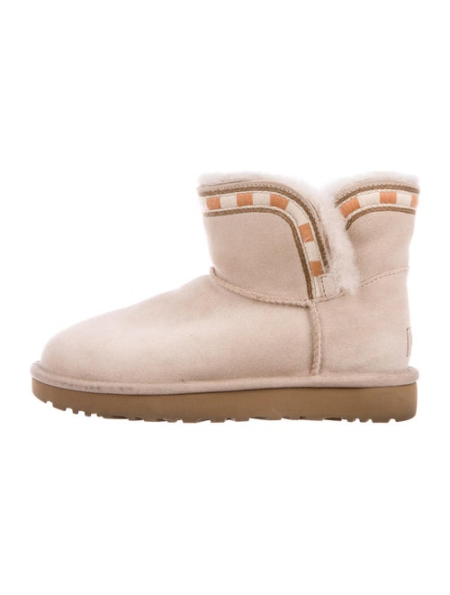 UGG Rosamaria Suede Boots Pink
