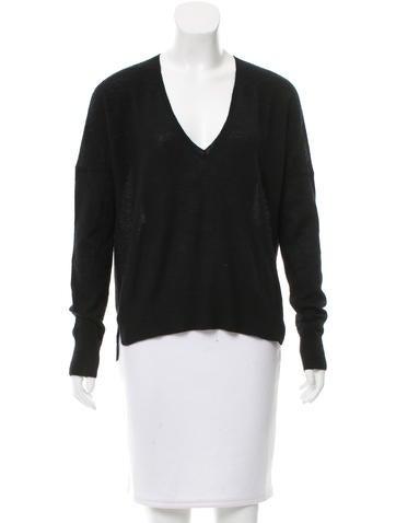 Crippen Cashmere Oversize Sweater None