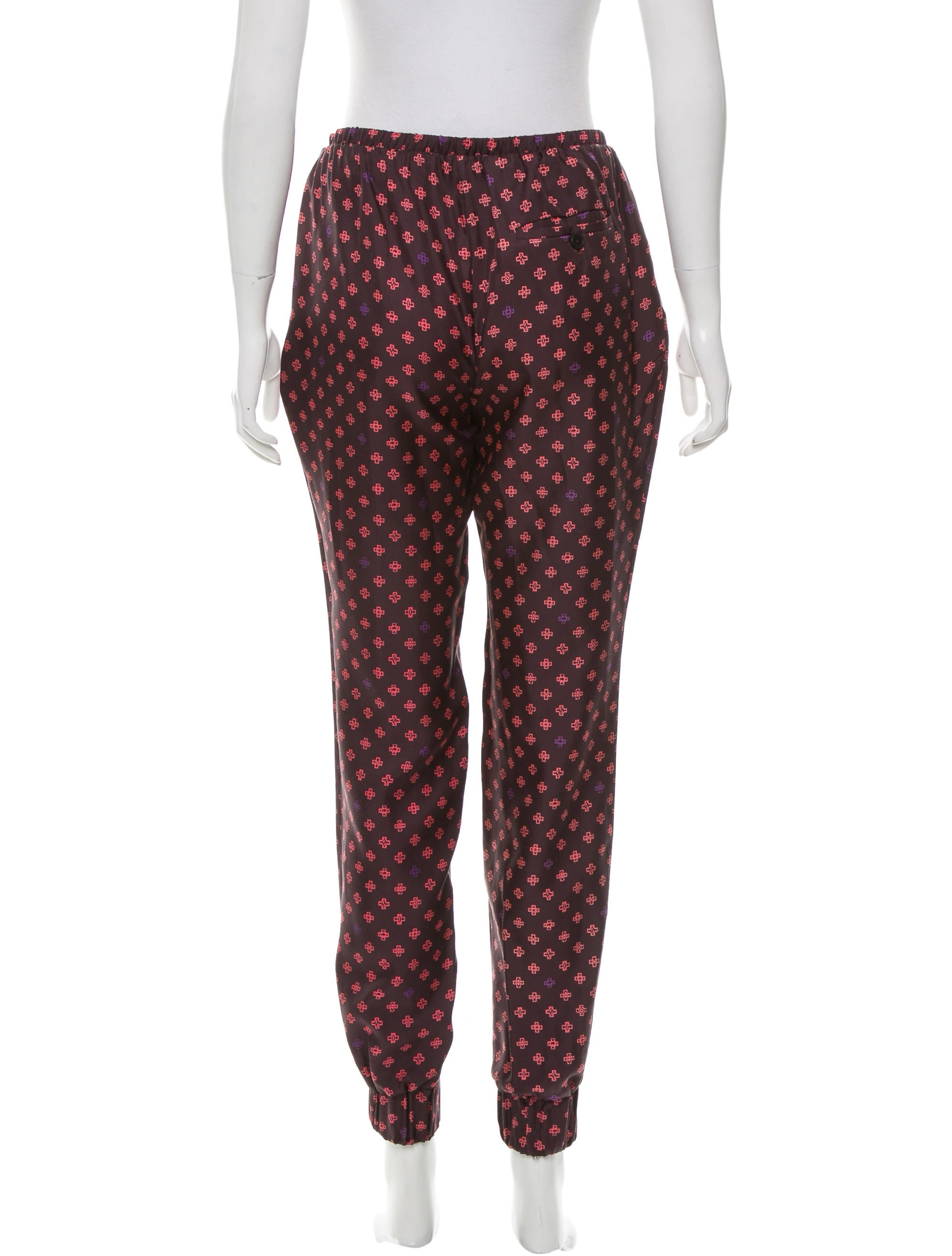 Discover printed trousers with ASOS. From floral & geometric, to metallic & patterned with ASOS.