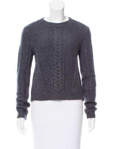 Veronica Beard Wool Knit Sweater None