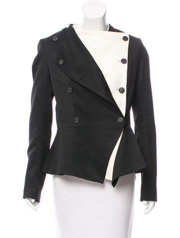 Veronica Beard Layered Blazer Jacket None