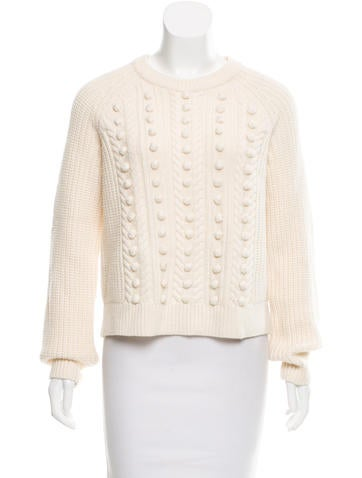 Veronica Beard Long Sleeve Sweater None