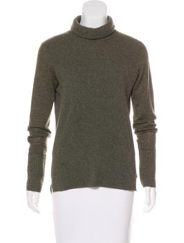 Veronica Beard Cashmere Turtleneck Sweater None