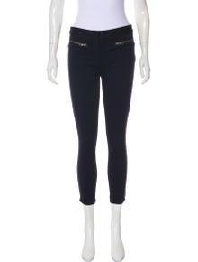 551d624ba6 Veronica Beard. Mid-Rise Skinny Jeans