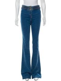 Mid-Rise Wide-Leg Jeans image 1