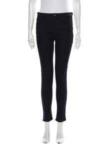 Veronica Beard Mid-Rise Skinny Leg Jeans w/ Tags