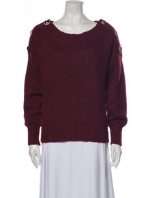 Veronica Beard Scoop Neck Sweater
