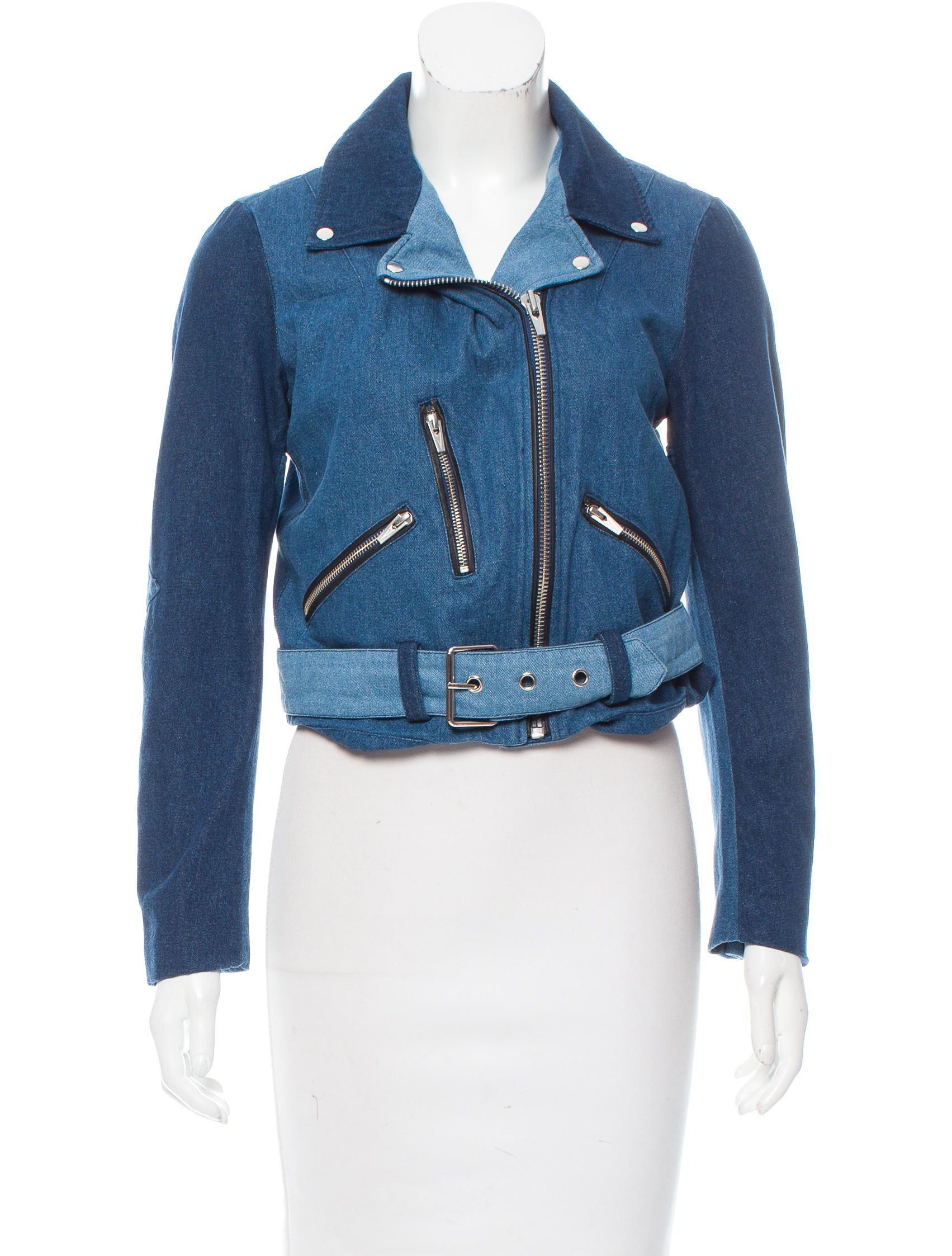 Find great deals on eBay for denim moto jacket. Shop with confidence.
