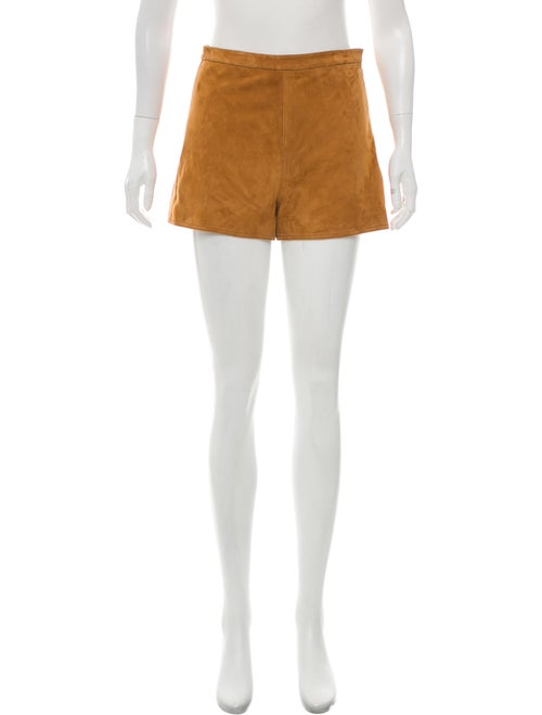 Veda Suede Mini Shorts w/ Tags