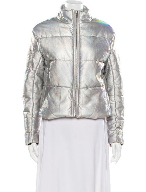 Veda Performance Jacket Silver