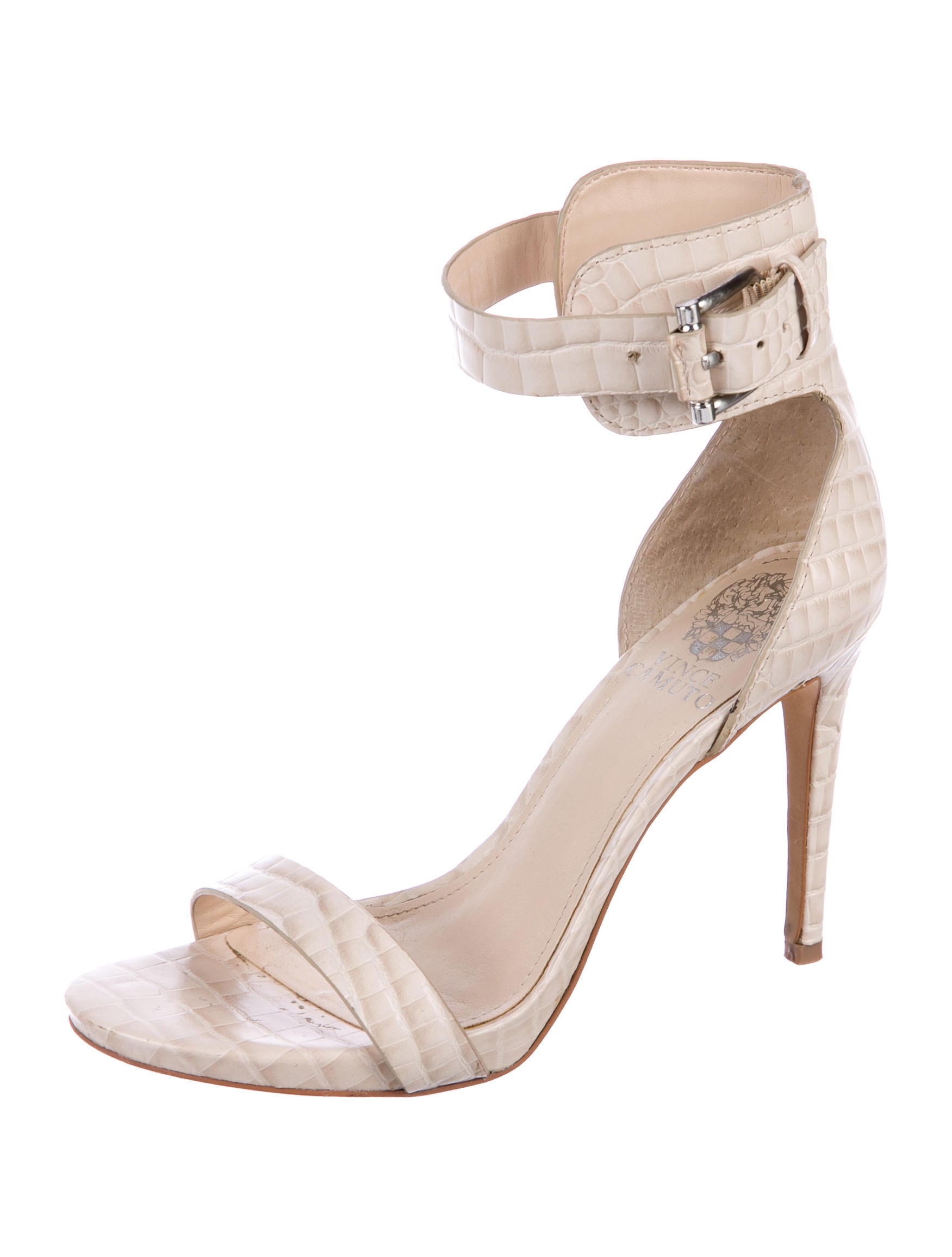 238168e63de Vince Camuto Farella Ankle Strap Sandals - Shoes - WV420266