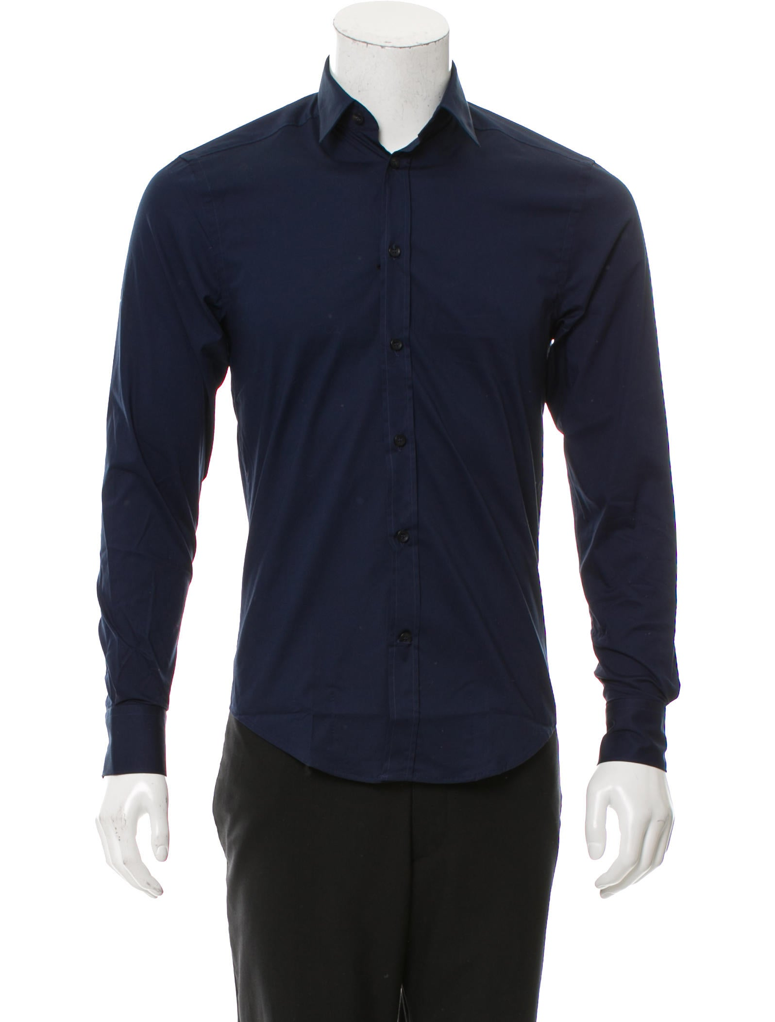 Versace Collection Long Sleeve Button Up Shirt W Tags