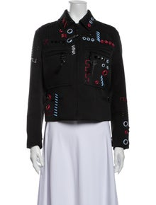 Versace Collection Utility Jacket