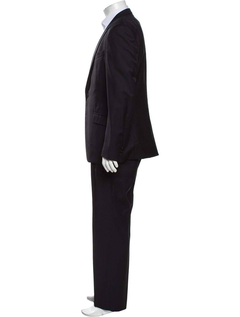 Versace Collection Virgin Wool Two-Piece Suit Wool - image 2