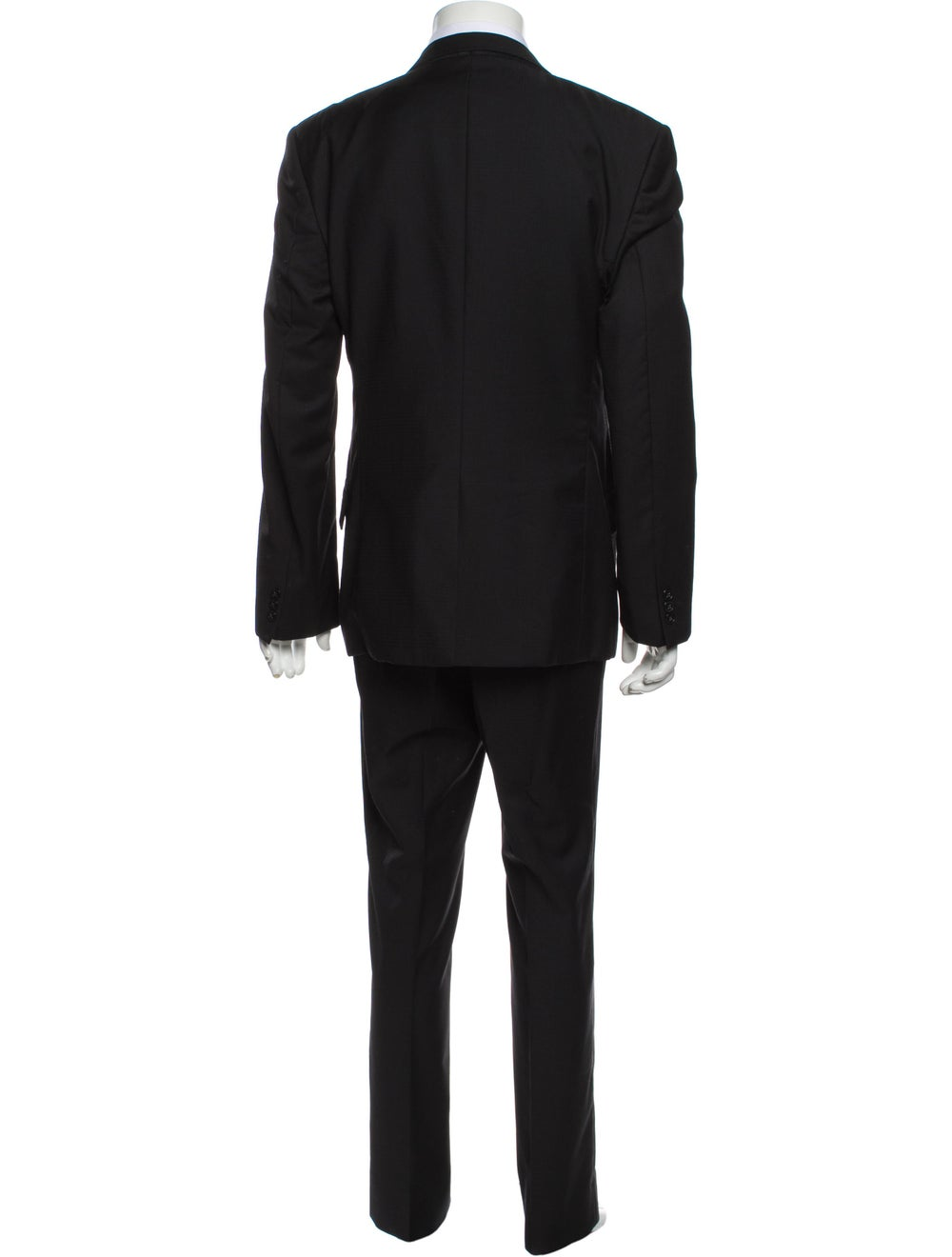 Versace Collection Virgin Wool Two-Piece Suit Wool - image 3