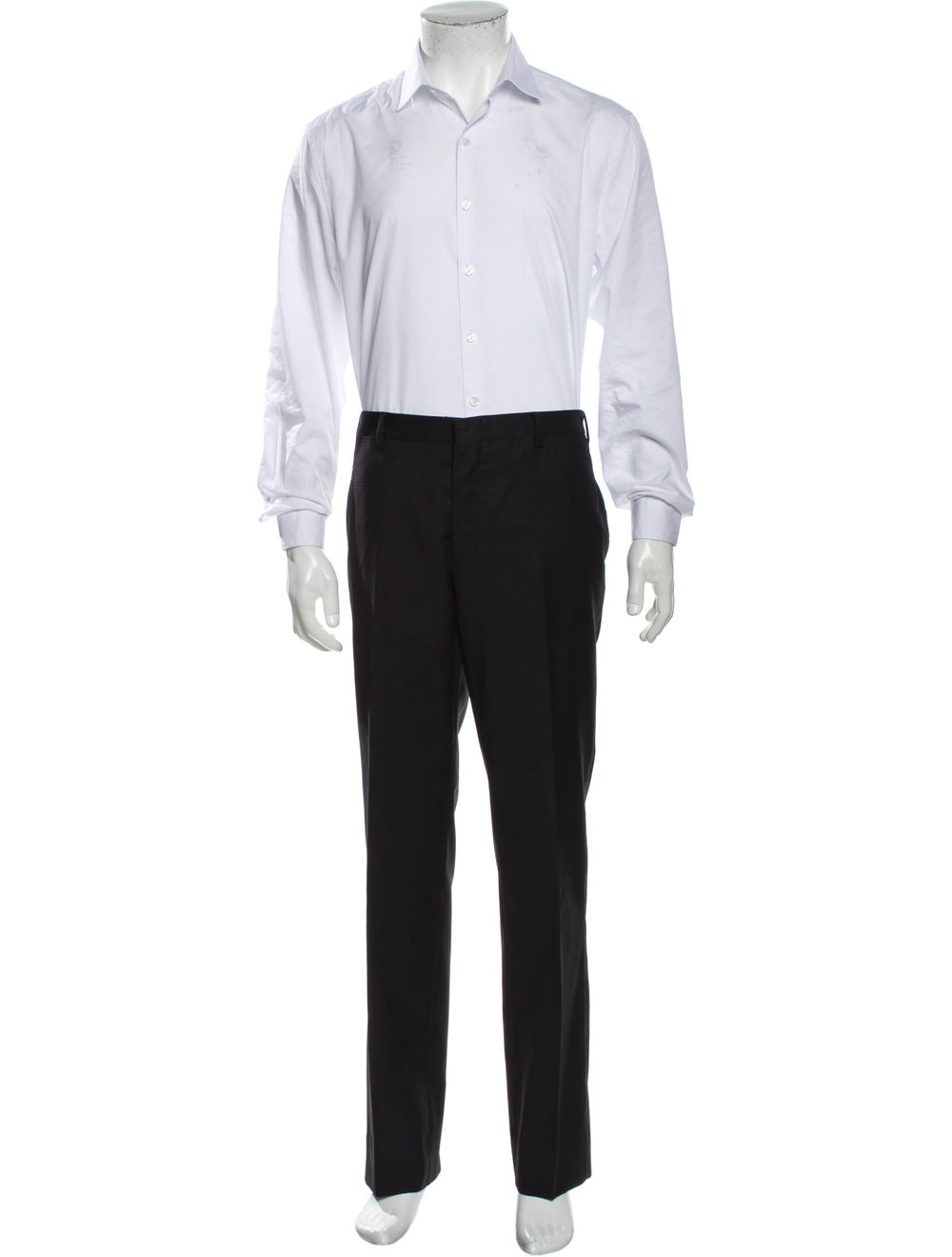 Versace Collection Virgin Wool Two-Piece Suit Wool - image 4