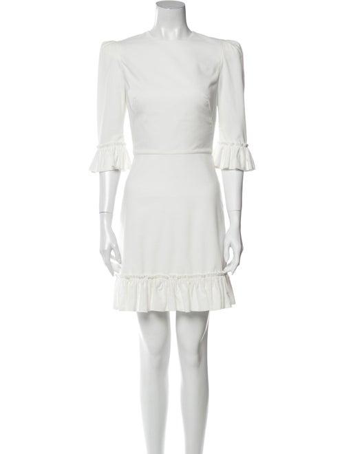 The Vampire's Wife The Festival Mini Dress White