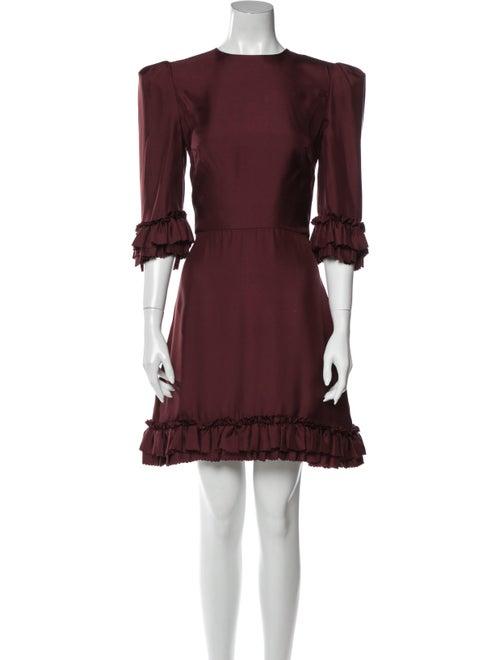 The Vampire's Wife The Festival Mini Dress