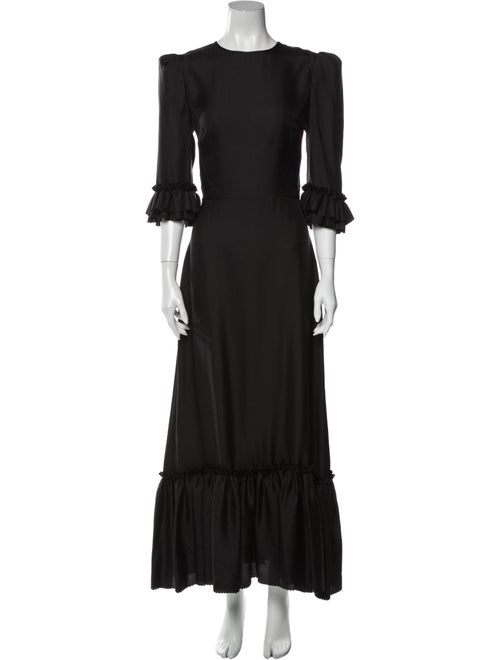 The Vampire's Wife The Cinderella Long Dress Black