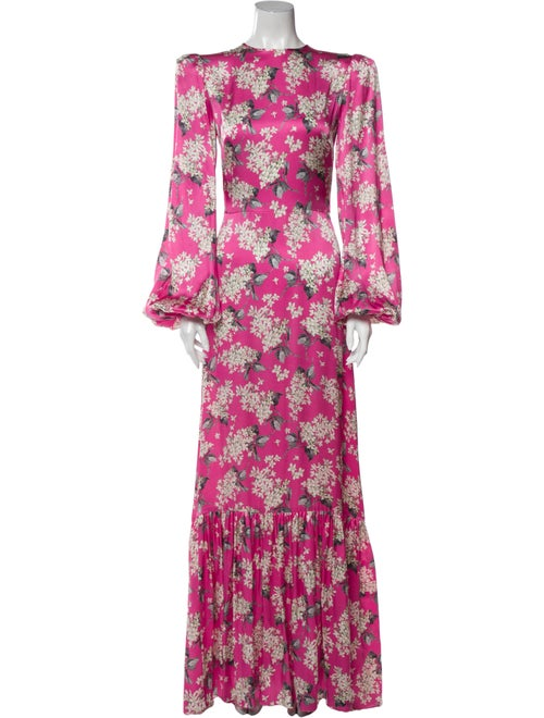 The Vampire's Wife The Belle Long Dress Pink
