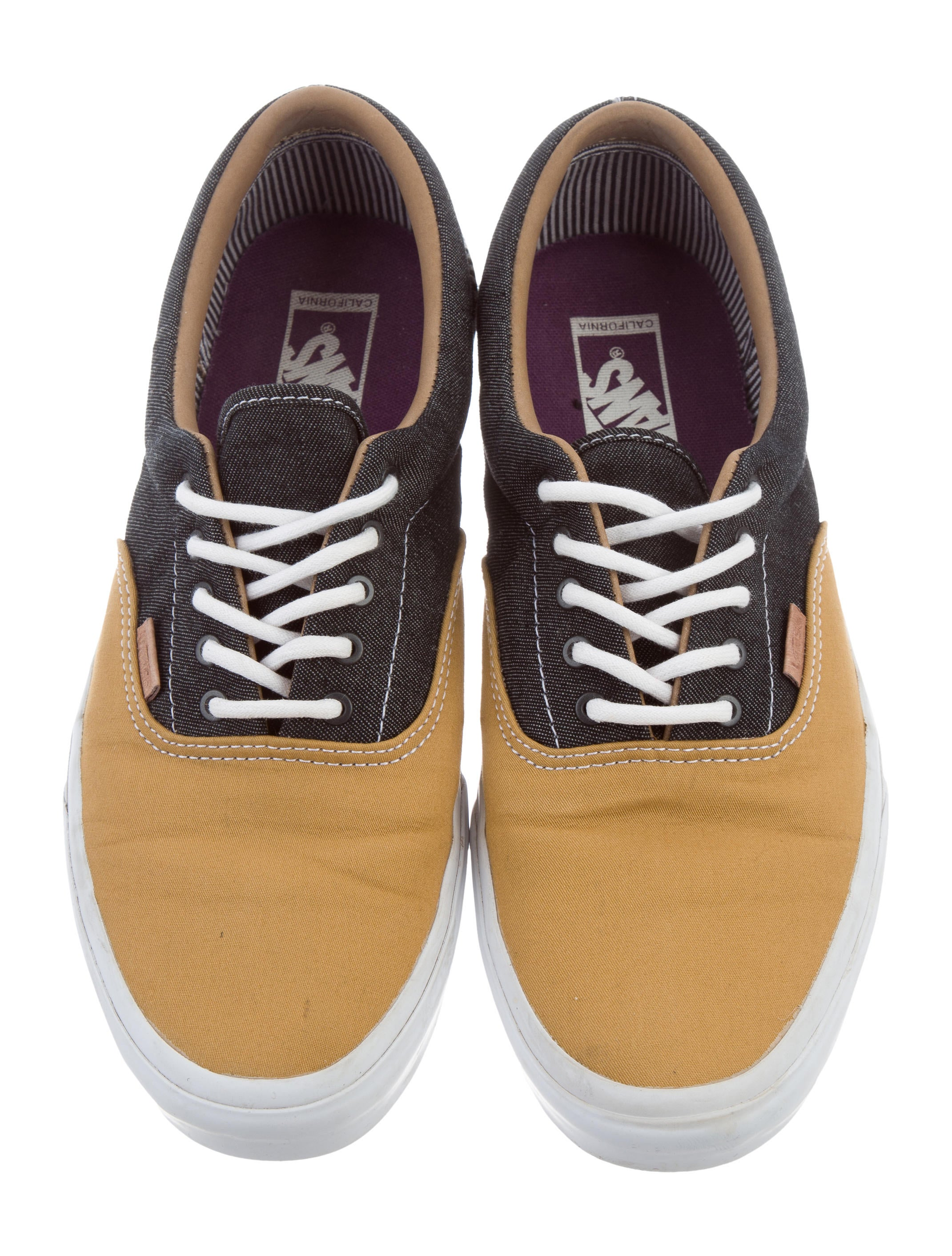 vans denim canvas low top sneakers shoes wvans20047. Black Bedroom Furniture Sets. Home Design Ideas