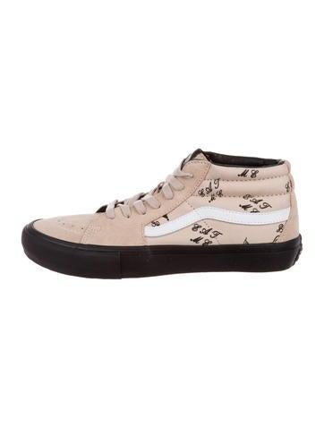 f9e3efde7c Vans x Supreme Sk8-Mid Eat Me Sneakers w  Tags - Shoes - WVANS20056 ...
