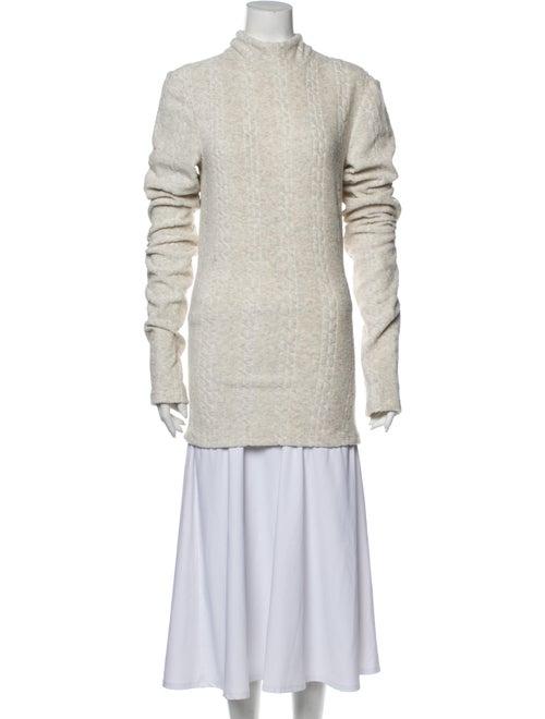 Vaquera Mock Neck Sweater