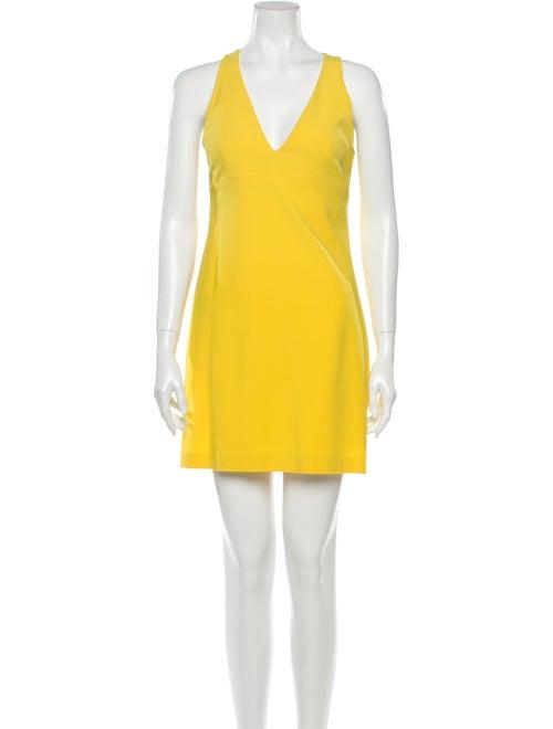 Versus Dress Set Yellow