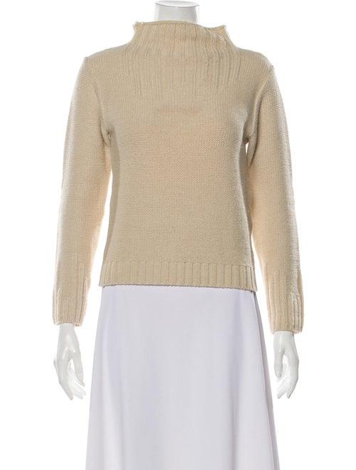 Versus Mock Neck Sweater