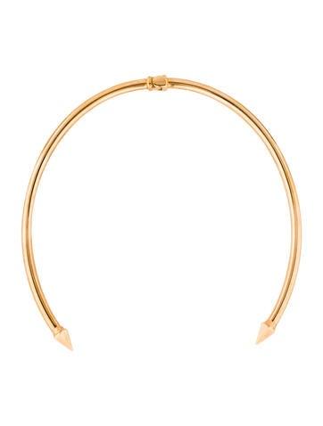 Vita Fede Mini Collar Necklace BWTfEu3