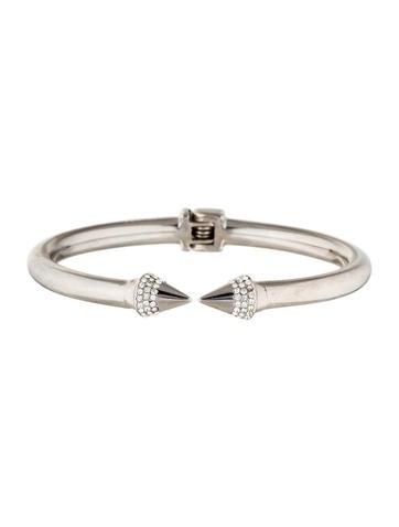 Vita Fede Mini Titan Crystal Bracelet None