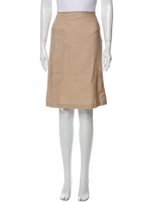 Vivienne Tam Knee-Length Skirt
